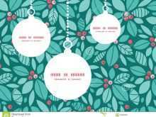 57 Creating Christmas Card Ornaments Template Layouts for Christmas Card Ornaments Template