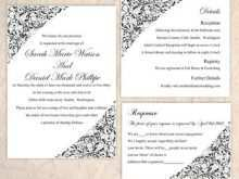 57 Creating Invitation Card Templates For Word For Free by Invitation Card Templates For Word