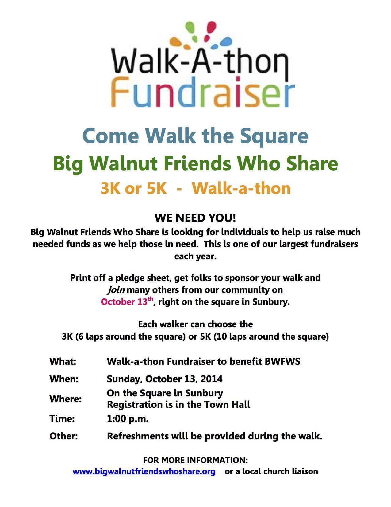 24 Creating Walk A Thon Flyer Template PSD File for Walk A Thon Regarding Fundraising Pledge Card Template