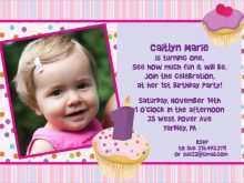 1 Year Old Birthday Card Templates