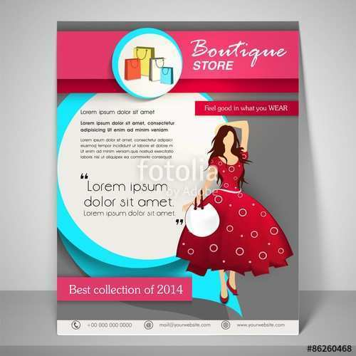 57 Creative Boutique Flyer Template Free Download by Boutique Flyer Template Free
