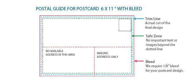 57 Creative Canada Post 4X6 Postcard Template PSD File for Canada Post 4X6 Postcard Template