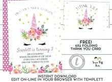 57 Customize Free Quarter Fold Thank You Card Template Maker for Free Quarter Fold Thank You Card Template