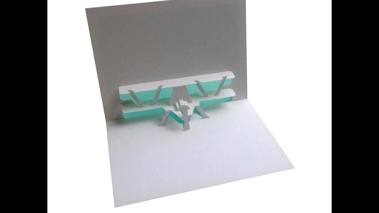 57 Customize Our Free Airplane Pop Up Card Template in Word with Airplane Pop Up Card Template