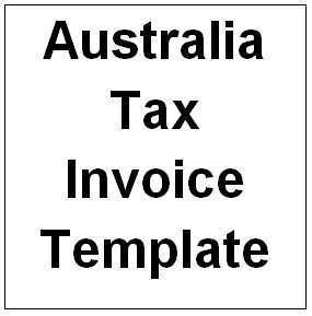 57 Customize Our Free Blank Tax Invoice Template Australia in Photoshop for Blank Tax Invoice Template Australia