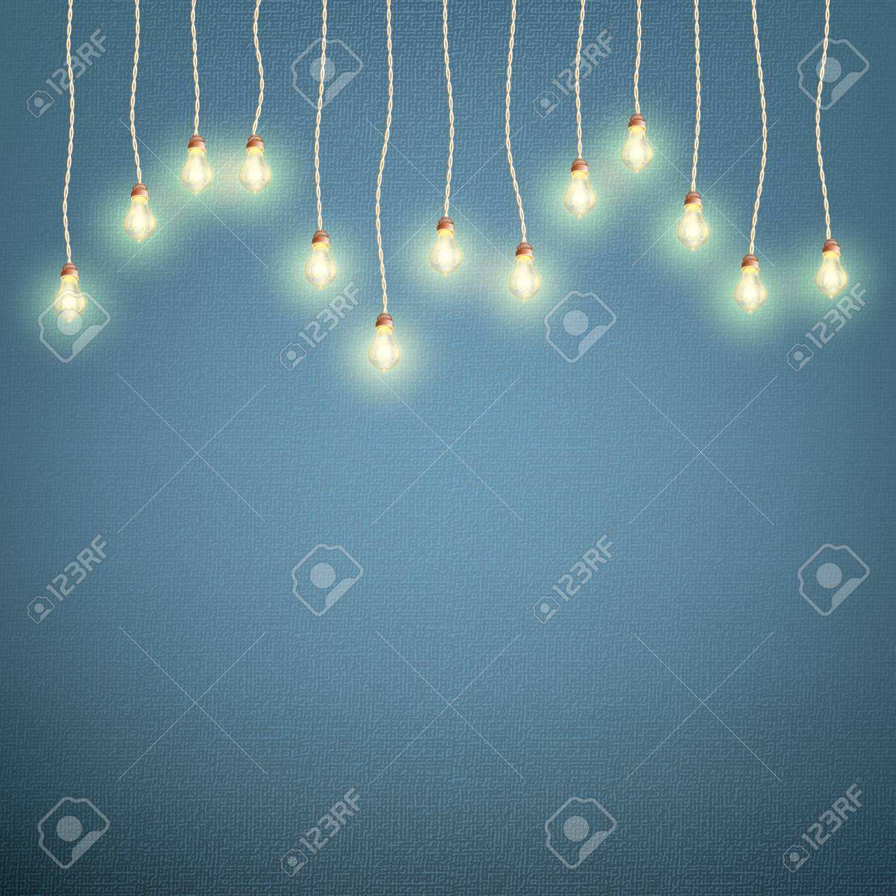 57 Format Christmas Lights Card Template Download for Christmas Lights Card Template