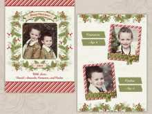 57 Format Holiday Card Templates Etsy Photo with Holiday Card Templates Etsy