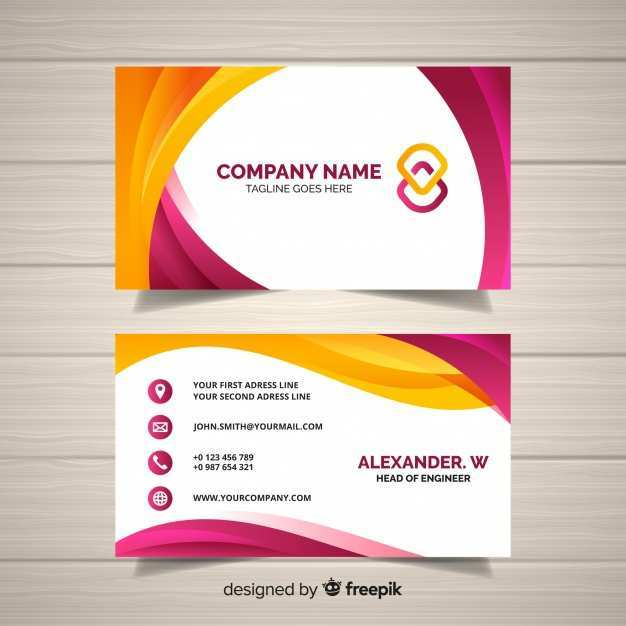 57 Free Business Card Template Freepik Maker for Business Card Template Freepik