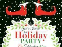 57 Free Printable Christmas Card Invitations Templates Maker by Christmas Card Invitations Templates