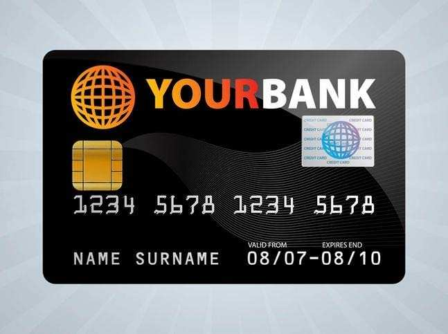 57 Printable Design Your Own Credit Card Template Now for Design Your Own Credit Card Template