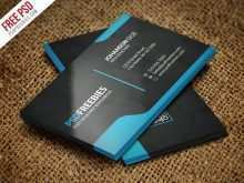 57 Standard Business Card Templates Psd Layouts for Business Card Templates Psd