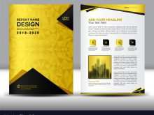 57 Standard Gold Flyer Template for Ms Word for Gold Flyer Template