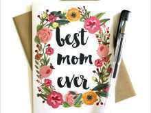 57 Standard Mothers Card Templates Excel Layouts by Mothers Card Templates Excel
