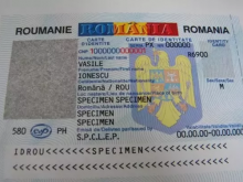 57 The Best Romanian Id Card Template Photo by Romanian Id Card Template