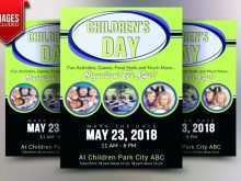 Fun Day Flyer Template Free