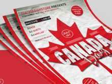 58 Adding Canada Day Flyer Template Templates for Canada Day Flyer Template