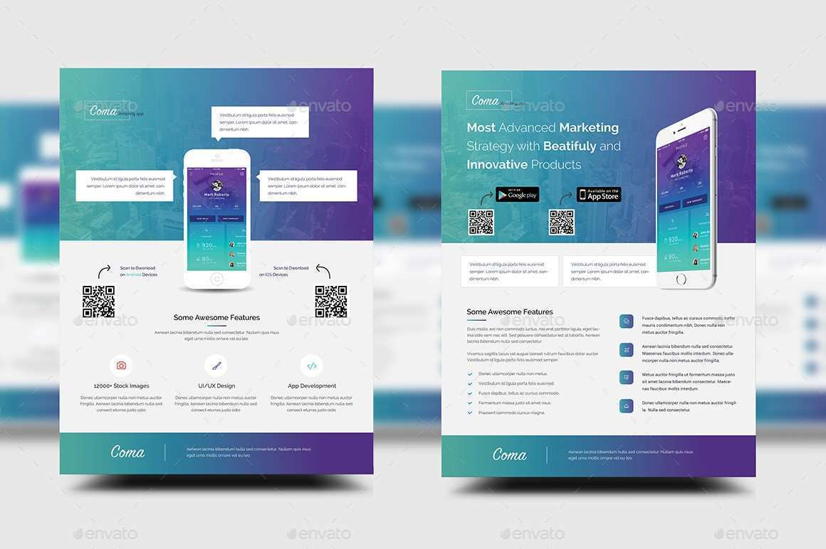 58 Adding Promotion Flyer Template For Free by Promotion Flyer Template