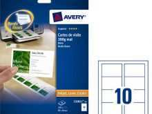 58 Blank Avery Business Card Template C32011 Download with Avery Business Card Template C32011
