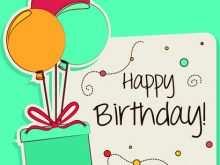 58 Blank Happy Birthday Card Template Microsoft Word Now with Happy Birthday Card Template Microsoft Word