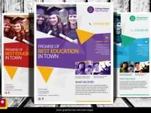 58 Create Free Education Flyer Templates in Photoshop for Free Education Flyer Templates