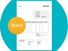 58 Creating Blank Invoice Template Online Maker for Blank Invoice Template Online