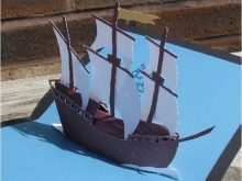 58 Customize Pop Up Card Boat Tutorial Download by Pop Up Card Boat Tutorial
