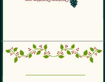 58 Customize Xmas Name Card Templates in Photoshop by Xmas Name Card Templates