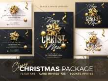 Invitation Card Templates Psd