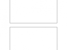 58 Free Printable Blank Postcard Template With Lines Maker for Blank Postcard Template With Lines