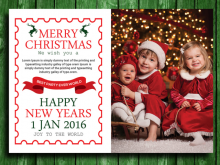 58 Free Printable Christmas Card Templates Free Download in Photoshop by Christmas Card Templates Free Download