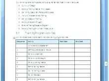 58 Free Printable Training Seminar Agenda Template Templates by Training Seminar Agenda Template