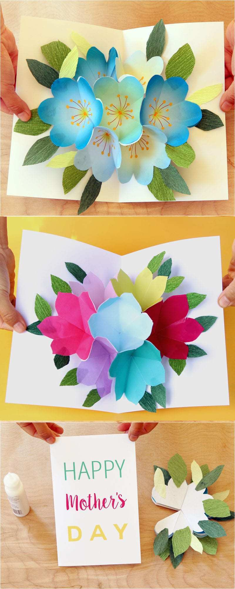 58 How To Create Mother S Day Card Craft Template Photo for Mother S Day Card Craft Template