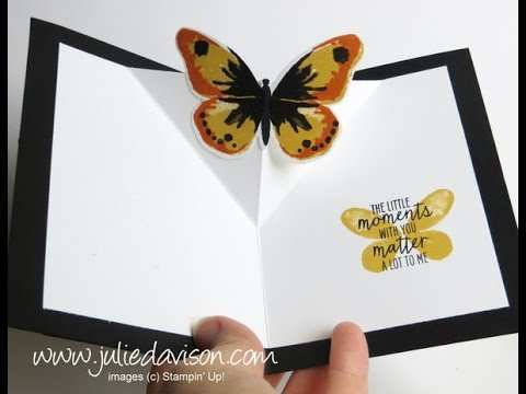 58 Online Pop Up Card Butterfly Tutorial Download for Pop Up Card Butterfly Tutorial
