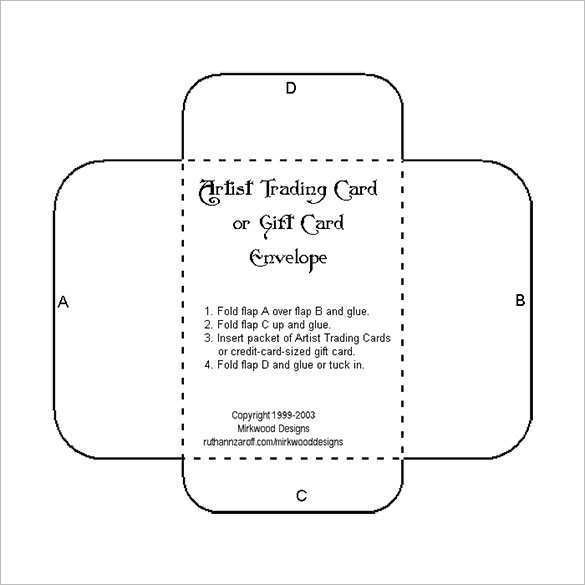 58 Printable Christmas Gift Card Holder Template Free Now By Christmas Gift Card Holder Template Free Cards Design Templates