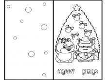 58 Report Christmas Card Colouring Templates Free Now for Christmas Card Colouring Templates Free