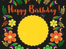 58 Report Happy B Day Card Templates English For Free for Happy B Day Card Templates English