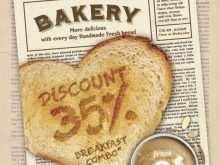 58 Standard Bakery Flyer Templates Free Layouts for Bakery Flyer Templates Free