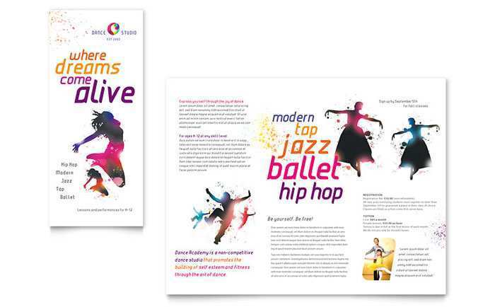 58 The Best Dance Flyer Templates in Photoshop with Dance Flyer Templates