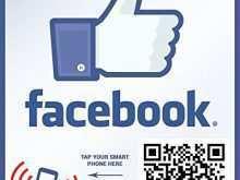 Follow Us On Social Media Flyer Template
