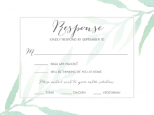 58 Visiting Invitation Card Rsvp Template in Photoshop for Invitation Card Rsvp Template