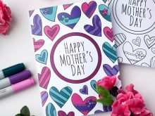 59 Best Mother S Day Card Printable Template Photo with Mother S Day Card Printable Template