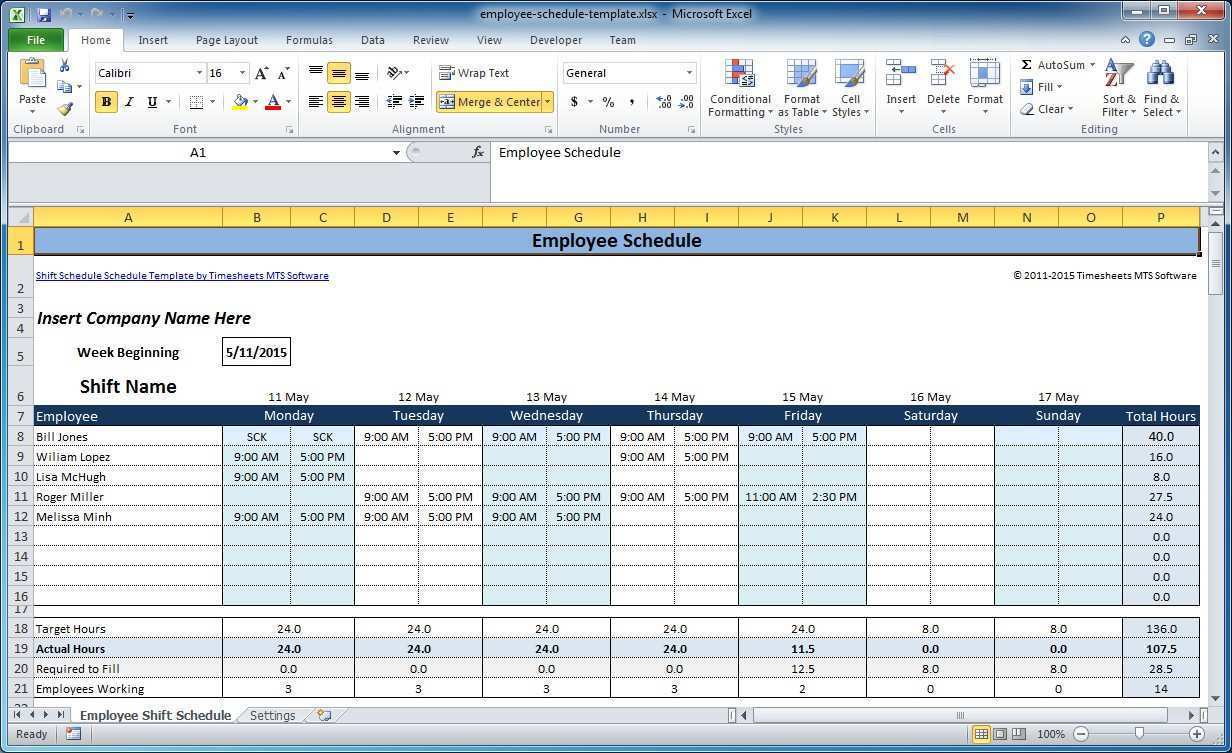 59 Best Production Work Schedule Template for Ms Word by Production Work Schedule Template