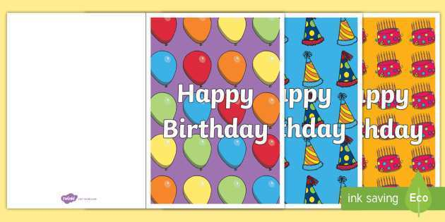 59 Create Birthday Card Templates Pictures For Free for Birthday Card Templates Pictures