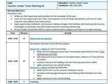 59 Create Construction Project Kickoff Meeting Agenda Template Now for Construction Project Kickoff Meeting Agenda Template