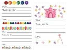 59 Create Fill In The Blank Thank You Card Template Now for Fill In The Blank Thank You Card Template