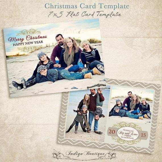 59 Customize Holiday Card Templates Etsy Layouts with Holiday Card Templates Etsy