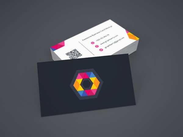 59 Customize Our Free Business Card Mockup Illustrator Template Download for Business Card Mockup Illustrator Template