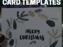 Make A Greeting Card Template Free