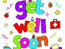 59 Free Get Well Soon Card Templates for Ms Word for Get Well Soon Card Templates