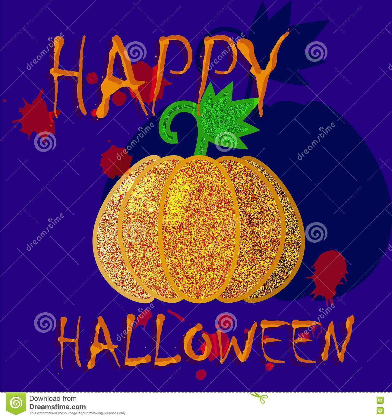 59 Free Halloween Postcard Template Free in Photoshop with Halloween Postcard Template Free